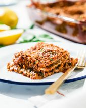 This vegan lasagna will become your new favorite: guaranteed. Full of flavor, it…