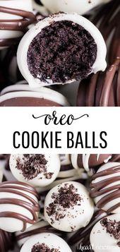3-Ingredient OREO Balls