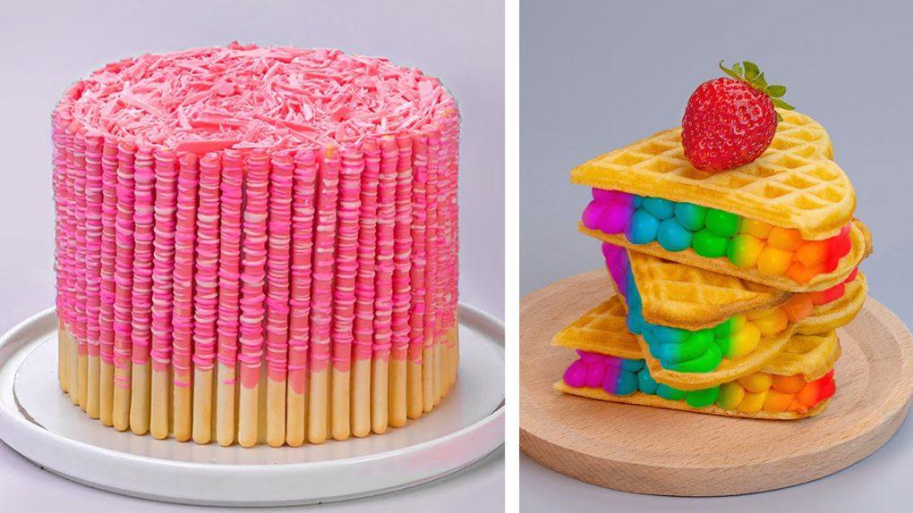 Best Dessert Recipes for SEPTEMBER | So Yummy Cake Tutorials | Perfect Cake