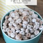 Delicious and Simple to make Cheerios Puppy Chow. Awesome dessert recipe with in…
