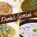4 Diwali Special Recipes / Indian Recipes for Diwali Fastival / Simple and Easy Recipe
