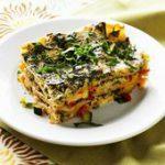 Vegetable Lasagna…