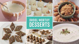 3 Drool-Worthy Dessert Recipes | Beginner's guide