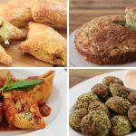 4 Easy Vegetarian Recipes