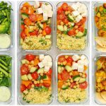 Vegetarian Meal Prep Recipes   Back to School + Healthy + Quick + Easy