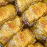 Easy Apple Dumplings. they are delicious amde with peaches. Made them yesterday,…