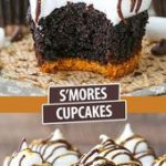 S'mores Cupcakes Recipe | The Best Homemade Cupcakes