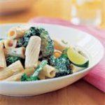 Sesame Broccoli Pasta…