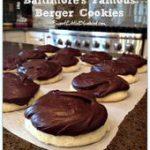 Baltimore's Famous Berger Cookies (Copycat Recipe) – Sweet Little Bluebird