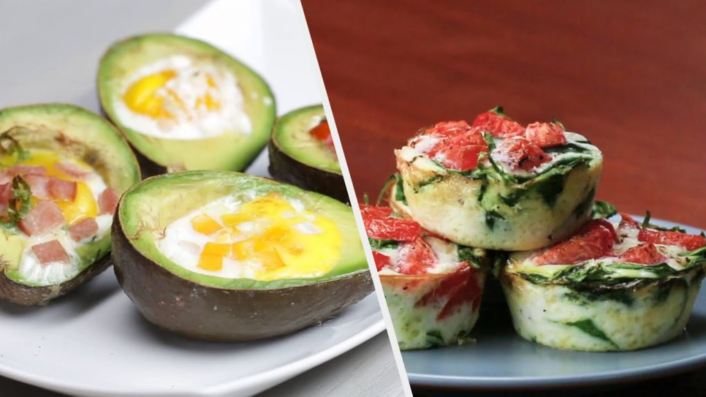 8 Quick And Healthy Breakfast Recipes • Tasty