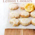 Soft-Baked Paleo Lemon Cookies · Jessica Eats Real Food