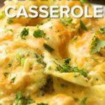 Cheesy Vegetable Casserole!