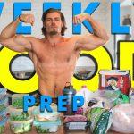 Beginner's Meal Prep Guide (All Calories & Macros) Easy Healthy Bodybuilding Recipes!