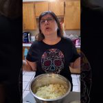 My moms quick and easy potato salad recipe
