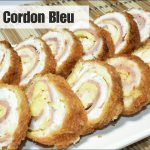 Chicken Cordon Bleu Filipino Style