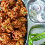 Onion bhajis recipe | Maharashtrian Kanda Bhaji | Onion Bhaji Recipe | Indian Vegetarian Recipes