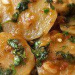 Aloo Katli with Hari Mirch, Green Chili Potato Slice, Very Tasty & Easy Recipe, Potato Vegetable