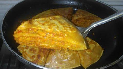 Less oil breakfast recipe/ Unique breakfast/ kids lunch box recipe/ Neema food world