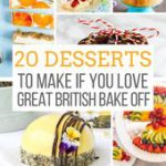 A collection of british bakes and recipes to inspire your inner Mary Berry. Cake…