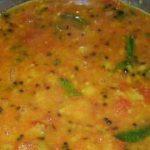 Tomato Pappu – Telugu Recipes – Andhra  Vantalu – Indian Vegetarian Recipes