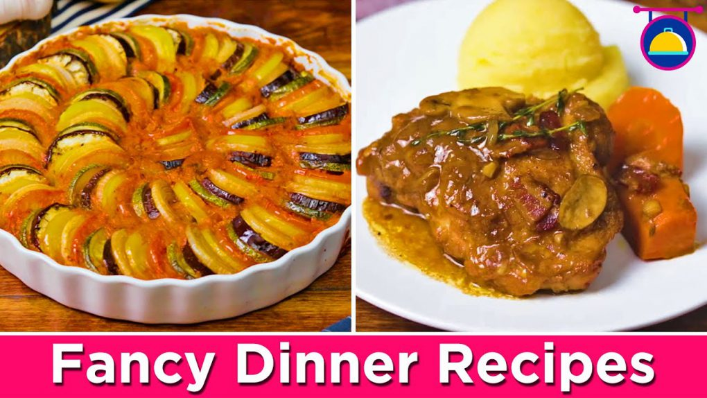 5 Easy Fancy Dinner Recipes | Episode 23 | Quick Main Course Recipes | Cooking Co. | Cooking Company