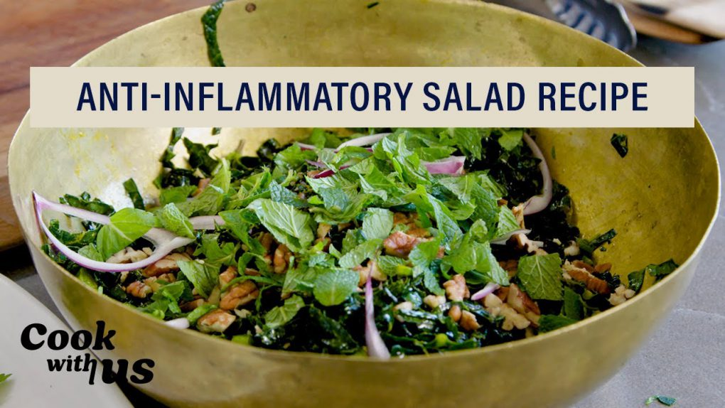 This Anti-Inflammatory Salad Recipe Will Be Your New Go-To Meal   Cook With Us   Well+Good