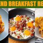 My go-to weekend breakfast recipes…inc. my BEST scrambled eggs ☀️☀️☀️