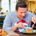 Veggie Christmas Pithivier Pie | Jamie Oliver