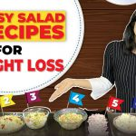7 SALAD RECIPES for Weight Loss (EASY & HEALTHY)| By GunjanShouts