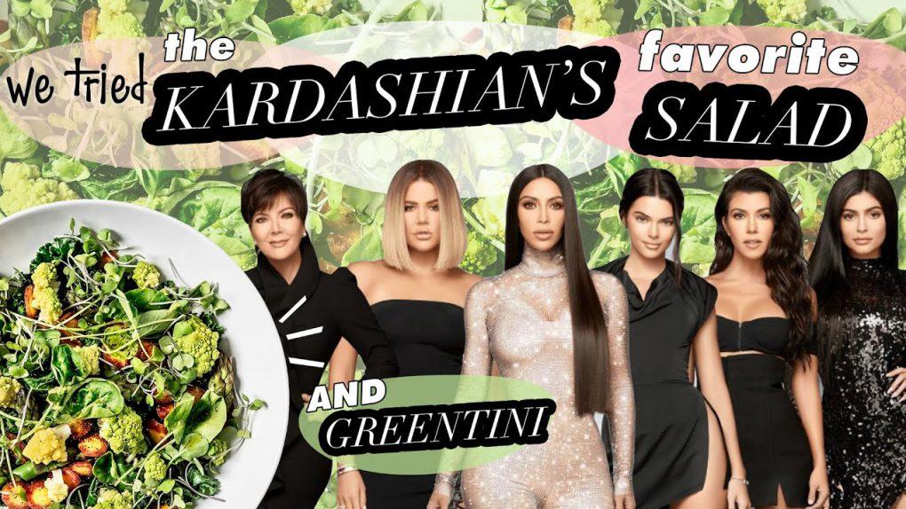 We Tried Making the Kardashians' Favorite Salad   Chinese Chicken Salad Recipe   MyRecipes