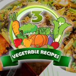 Vegetarian Recipes :: 3 Best Vegetable Recipes By SooperChef