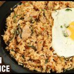 Thai Chicken Fried Rice | Restaurant Thai Fried Rice | Main Course Party Recipe | Tarika