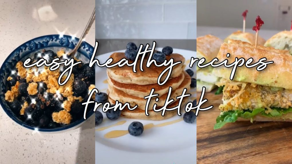 BEST HEALTHY RECIPES TIKTOK COMPILATION 2020