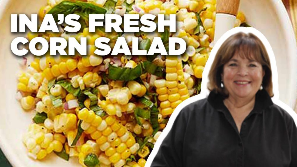 Barefoot Contessa's Fresh Corn Salad Recipe   Food Network