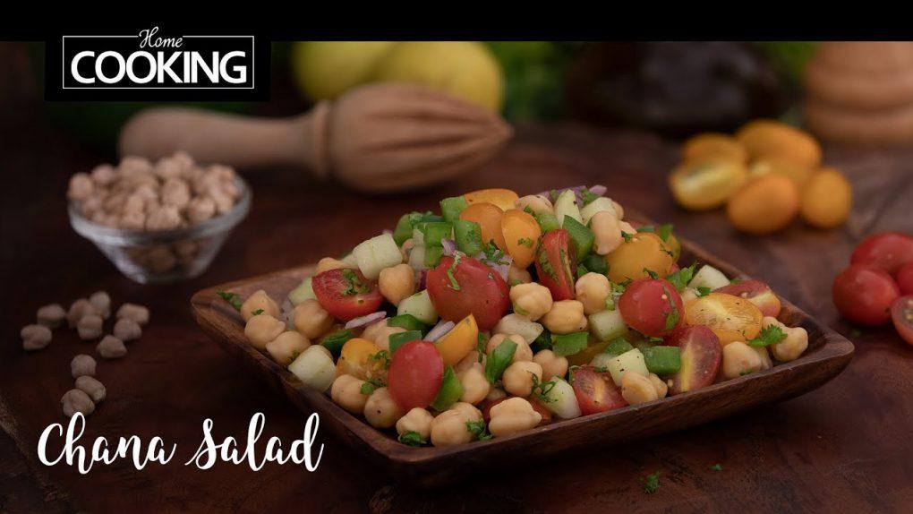 Chana Salad   Healthy Salad for weight loss   Chickpea Salad   Salad Recipes   Protein Salad
