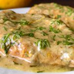 Creamy Lemon Chicken Recipe