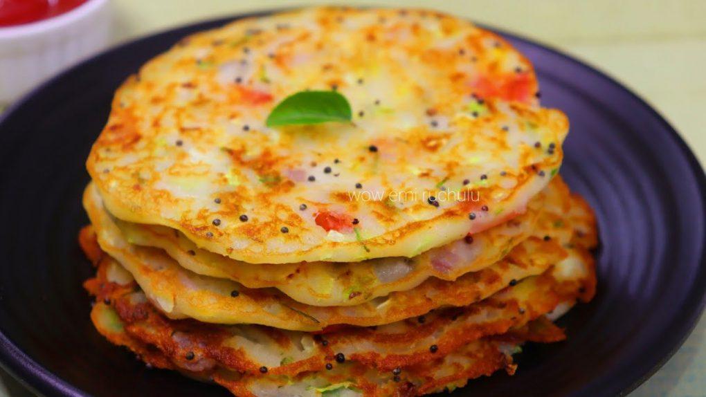 15 Minutes Breakfast Recipe |Instant Breakfast Recipe |Quick Morning Breakfast |Less Oil Breakfast