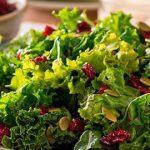 Easy Kale Salad Recipe