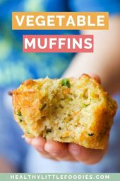 Vegetable Savoury Muffins – Healthy Little Foodies