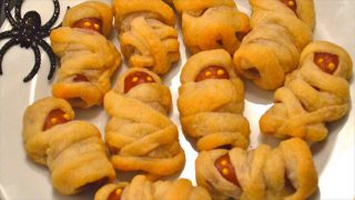 Halloween Appetizer Recipes