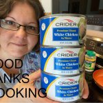 3 Simple Canned Chicken Recipes – How to Cook with Donated Food from Local Food Banks