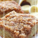 Banana Crumb Cake Recipe | Practically Homemade