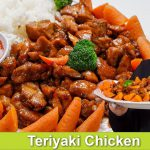 Chicken Teriyaki with Sticky Rice Recipe in Urdu Hindi – RKK