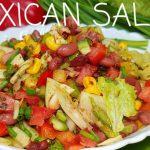 Mexican Salad|healthy salad recipes|healthy salad recipes vegetariansalad recipesalad recipe tasty