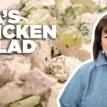 The Perfect Chicken Salad Recipe with Ina Garten   Food Network