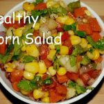 Healthy Corn Salad For Weight Loss | Sweet Corn Salad Recipe | Easy Salad Recipe