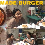HOW TO MAKE A SIMPLE BURGER AT HOME | EASY RECIPES