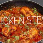 Simple&Tasty Chicken Stew/ Chicken Fry Recipe/Kenyan Recipe #quarantinemeals