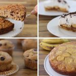 4 Easy Banana Dessert Recipes