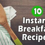 10  Instant Breakfast Recipe | Easy Breakfast Recipe | Quick Breakfast Recipe | Breakfast Recipes